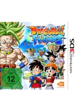Dragonball Fusions Cover