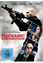 Mechanic: Resurrection DVD-Cover