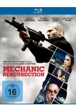 Mechanic: Resurrection Blu-ray-Cover
