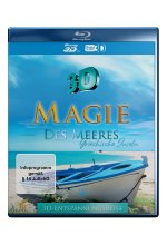 Magie des Meeres 3D - Griechische Inseln (inkl. 2D-Version) Blu-ray 3D-Cover