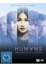 Humans - Die komplette Staffel 1  [3 DVDs] DVD-Cover