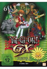 Yu-Gi-Oh! - GX - Staffel 3.2/Episode 131-155  [5 DVDs] DVD-Cover