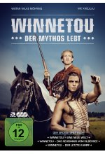 Winnetou - Der Mythos lebt  [3 DVDs] DVD-Cover