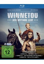 Winnetou - Der Mythos lebt  [3 BRs] Blu-ray-Cover