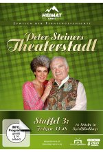 Peter Steiners Theaterstadl - Staffel 3/Folgen 33-48  [8 DVDs] DVD-Cover