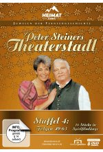 Peter Steiners Theaterstadl - Staffel 4/Folgen 49-63  [8 DVDs] DVD-Cover