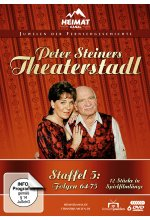 Peter Steiners Theaterstadl - Staffel 5/Folgen 64-75  [6 DVDs] DVD-Cover