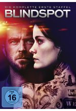 Blindspot - Die komplette 1. Staffel  [5 DVDs] DVD-Cover