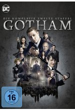 Gotham - Staffel 2  [6 DVDs] DVD-Cover