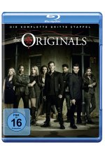 The Originals -  Die komplette Staffel 3  [3 BRs] Blu-ray-Cover