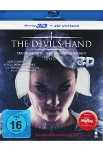 The Devil's Hand - Uncut (inkl. 2D-Version) Blu-ray 3D-Cover