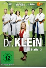 Dr. Klein - Staffel 3  [3 DVDs] DVD-Cover