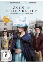 Love & Friendship - Jane Austen DVD-Cover