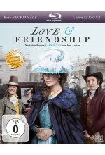 Love &amp; Friendship - Jane Austen <br> Blu-ray-Cover