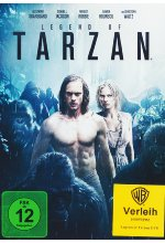 Legend of Tarzan DVD-Cover