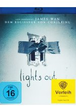 Lights Out Blu-ray-Cover
