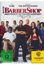Barbershop: The Next Cut DVD-Cover