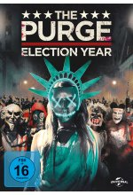 The Purge 3 - Election Year DVD-Cover