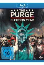 The Purge 3 - Election Year Blu-ray-Cover