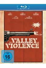 In a Valley of Violence Blu-ray-Cover