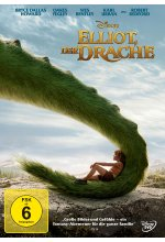 Elliot, der Drache DVD-Cover