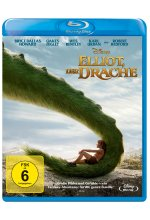 Elliot, der Drache Blu-ray-Cover