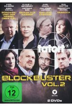 Tatort - Blockbuster Vol. 2  [2 DVDs] DVD-Cover