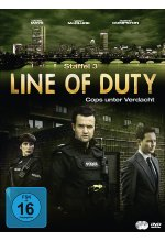 Line of Duty - Cops unter Verdacht - Season 3  [3 DVDs] DVD-Cover