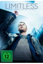 Limitless - Die komplette Serie  [6 DVDs] DVD-Cover