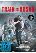 Train to Busan DVD-Cover