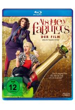 Absolutely Fabulous - Der Film Blu-ray-Cover