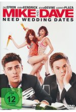 Mike and Dave Need Wedding Dates DVD-Cover
