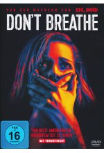 Don't Breathe DVD-Cover