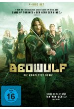 Beowulf - Die komplette Serie  [4 DVDs] DVD-Cover