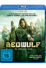 Beowulf - Die komplette Serie  [4 BRs] Blu-ray-Cover
