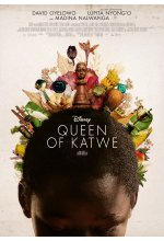 Queen of Katwe DVD-Cover