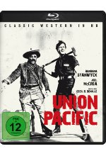 Union Pacific Blu-ray-Cover