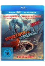 Sharktopus vs Whalewolf Blu-ray 3D-Cover