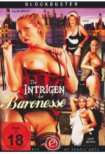 Die Intrigen der Baronesse DVD-Cover
