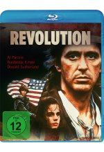 Revolution Blu-ray-Cover