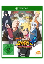 Naruto Shippuden - Ultimate Ninja Storm 4: Road to Boruto Cover