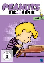 Peanuts - Die neue Serie Vol. 8 (Episode 72-82) DVD-Cover