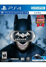 Batman Arkham VR (PlayStation VR) (Import-Game) Cover