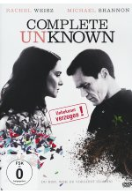 Complete Unknown DVD-Cover