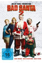 Bad Santa 2 DVD-Cover