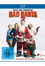 Bad Santa 2 Blu-ray-Cover