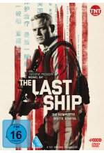 The Last Ship - Staffel 3  [4 DVDs] DVD-Cover