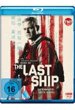 The Last Ship - Staffel 3  [3 BRs] Blu-ray-Cover