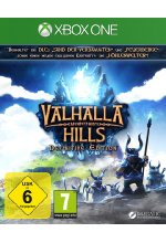 Valhalla Hills (Definitive Edition) Cover
