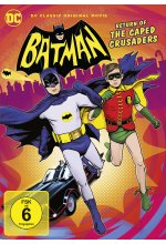 Batman - Return of The Caped Crusaders DVD-Cover